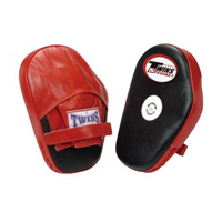Twins Focus Mitts Curved
