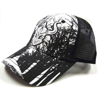 Warrior Headwear - Forest Trucker