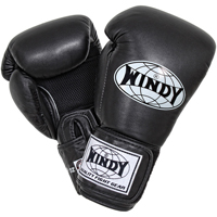 Windy Mesh PU Boxing Gloves