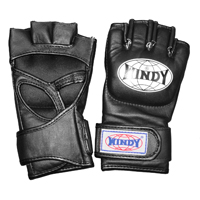 Windy Double Velcro MMA Gloves