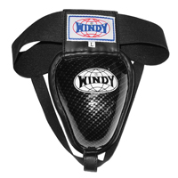 Windy Steel Groin Guard