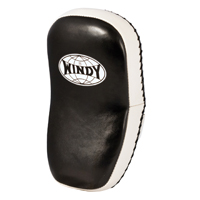 Windy Leather Curved Thai Pad