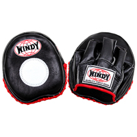 Windy Curved Focus Mitts