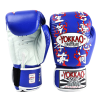 Yokkao Boxing Gloves - Chinese Flames