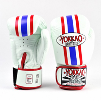 Yokkao Boxing Gloves - Thai Flag