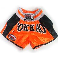 Yokkao Orange Carbon Shorts
