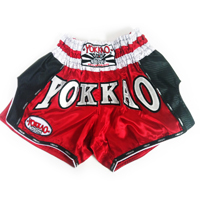 Yokkao Red Carbon Shorts