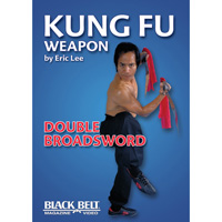 Kung Fu Weapon: Double Broadsword