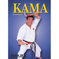 Kama: Karate Weapon of Self Defense