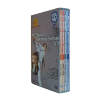 4 World Championship DVD set