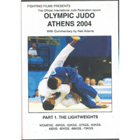 Olympic Judo Athens 2004 Volume 1