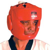 GTMA Leather Headgear
