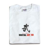 Martial Art 101 T-shirts