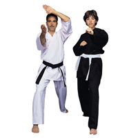 GTMA 100% Cotton Medium Weight Karate Uniform