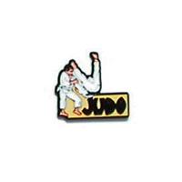 Judo Deluxe Pin