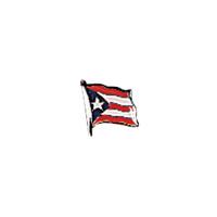 P.R. Flag Pin