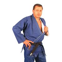 GTMA Reversible Judo Gi - Blue / White