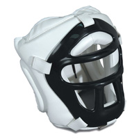 GTMA Vinyl Headgear w/ Cage