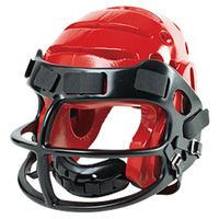 ProForce Lightning Martial Arts Headgear w/ Face Guard