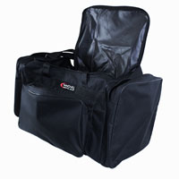 Macho Black Sports Bag