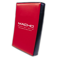 Macho Kicking Shield