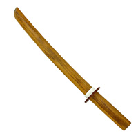 Shoto Red Oak Hardwood Bokken - 22
