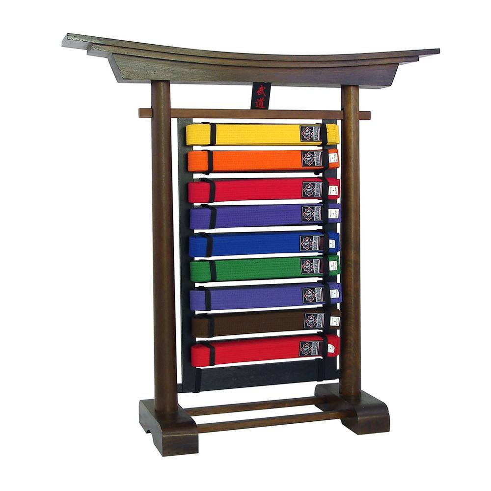 Karate belt display ideas - Quick View