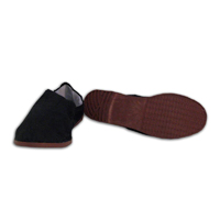 Kung Fu Shoes - Red Rubber Sole