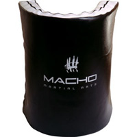 Macho The Riot Curved Body Shield