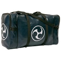 Okinawan Symbol Tournament Bag - Navy Blue