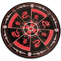 Target Board Dragon - Red / Black