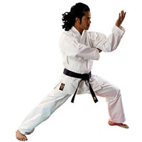 ProForce 14oz 100% Cotton Heavy Weight Cavas Karate Gi