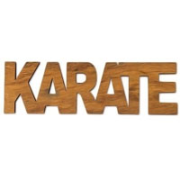 Proforce Hanging Karate Words