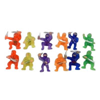 Ninja Warrior Action Figure Value Pack