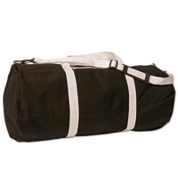 Proforce Ultra Duffel Bag - Black / White