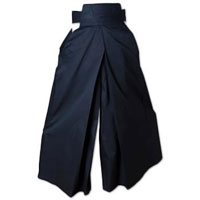 ProForce 7.5oz Hakama - Black