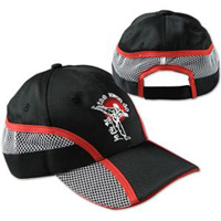 8 Panel TKD Vented Hat