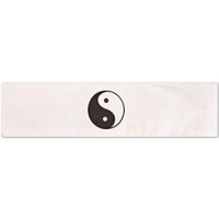 Single Yin and Yang Headband