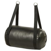 ProForce Uppercut Black Vinyl Bag - 40 lbs