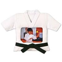 Gi Picture Frame - Karate Uniform