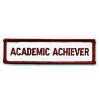 Academic Achiever Patch - 4