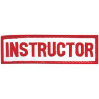 Achievement Patch - Instructor - 4