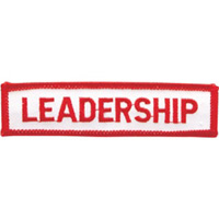 Achievement Patch - Leadership - 4