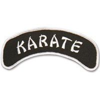 Arch Patches - Karate - 5