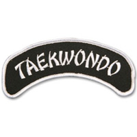 Arch Patches - Taekwondo - 5