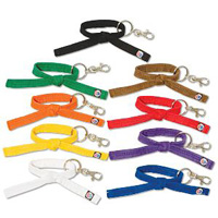 ProForce Authentic Belt Keychains