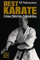 Best Karate 10: Unsu, Sochin, Nijushiho