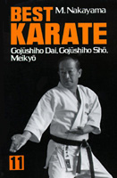 Best Karate 11: Gojushiho Dai, Gojushiho Sho, Meikyo