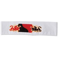 Dragon Yin and Yang Headband