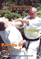The Art and Science of Traditional Shotokan Karate-Do: Kumite 1